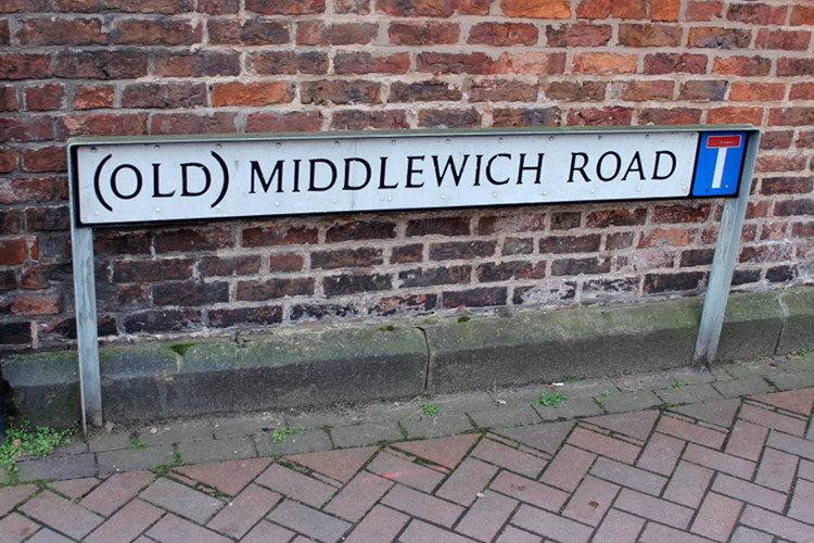 (Old) Middlewich Road